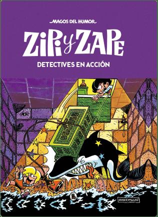 Zipi y Zape - Detectives en acción